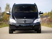 Mercedes-Benz Viano офис на колесах