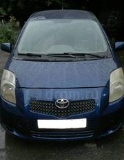 Продам в хорошие руки Toyota Yaris 2006 г.в.