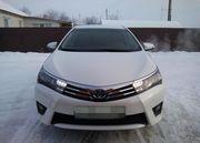 Срoчно прoдаю Toyota Corolla (1.8CVT) 2013 г. 25 т.км